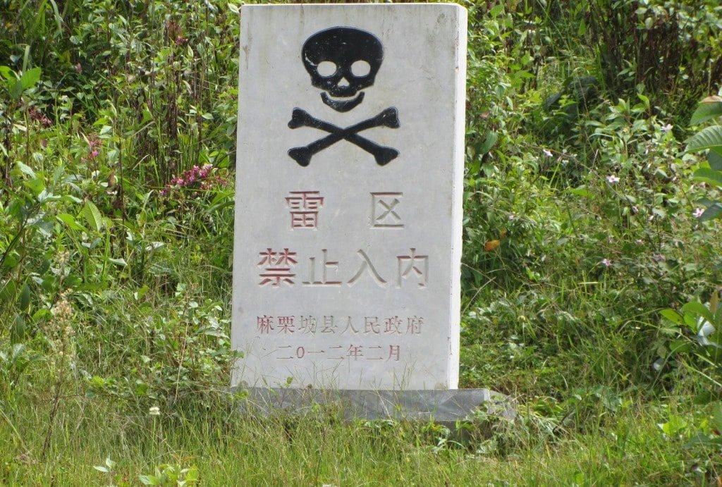 'Welcome' to China