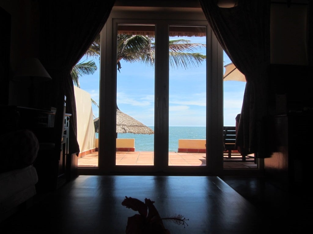 My room at Victoria Phan Thiet Resort
