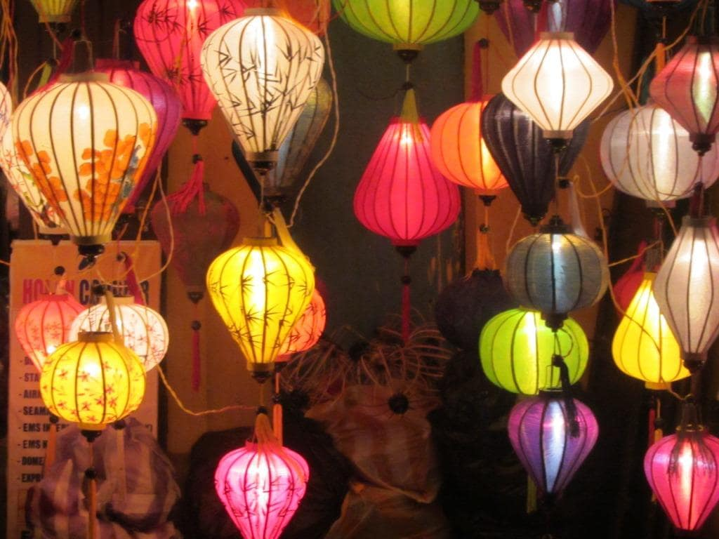 Enchanting: lanterns for sale