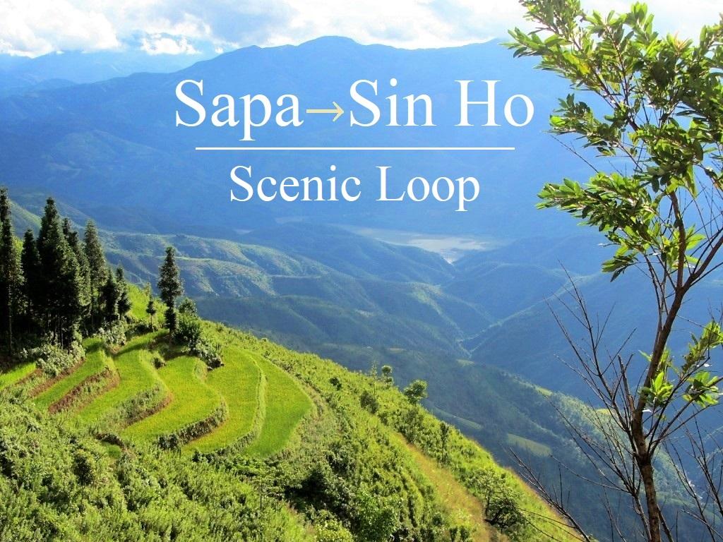 Sapa to Sin Ho Scenic Motorbike Loop, Vietnam