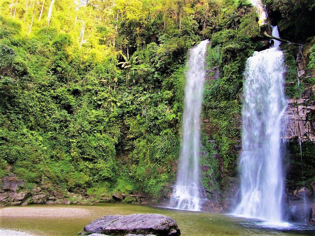Thac Tien Waterfall, Xin Man, Ha Giang, Vietnam