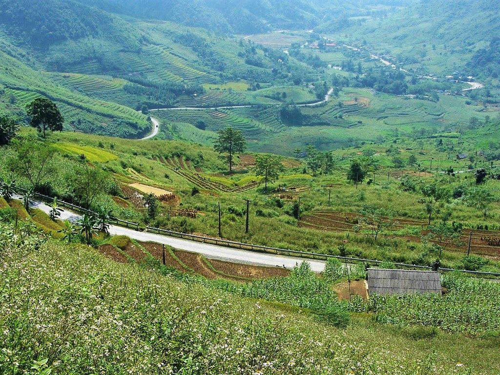 Heaven's Gate Pass, Quan Ba, Ha Giang, Vietnam