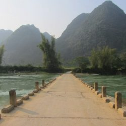 Cao Bang scenery, northeast Vietnam