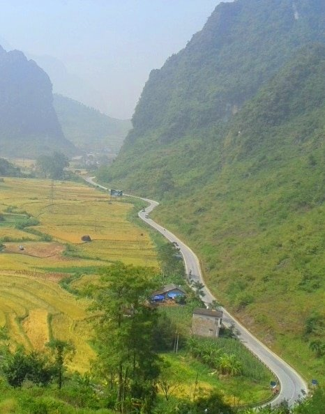 Northeast Motorbike Loop, Cao Bang
