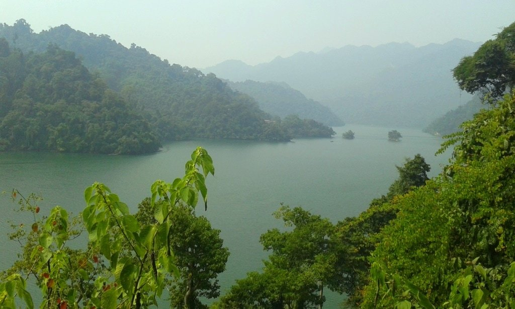 Ba Be Lake, Bac Kan