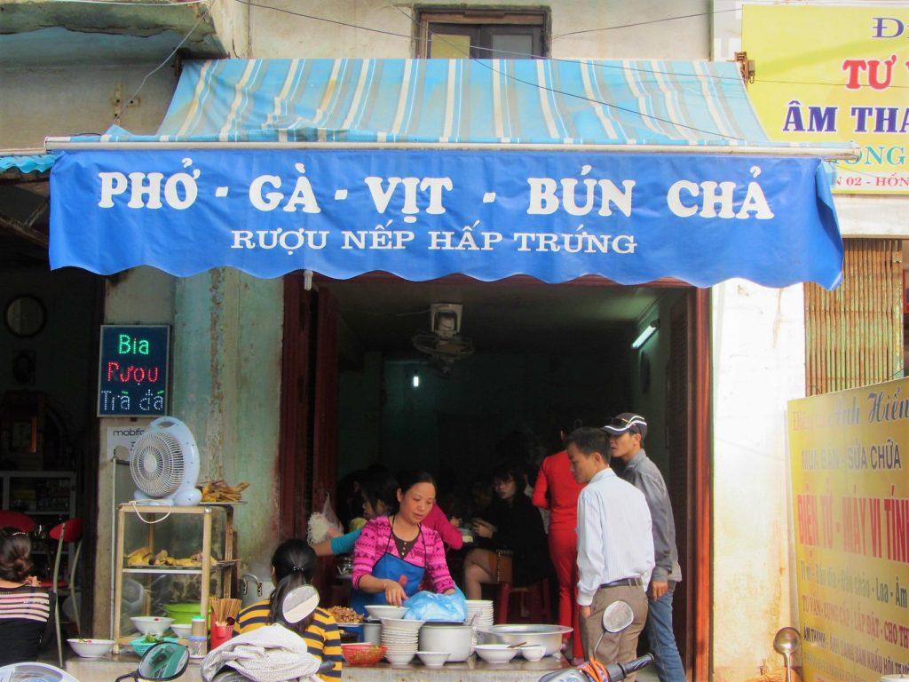 Rượu nếp hấp trứng - rice wine pudding in Cao Bang, Vietnam