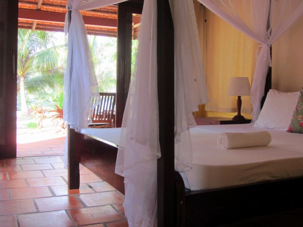 Guest room, Thanh Kieu Resort