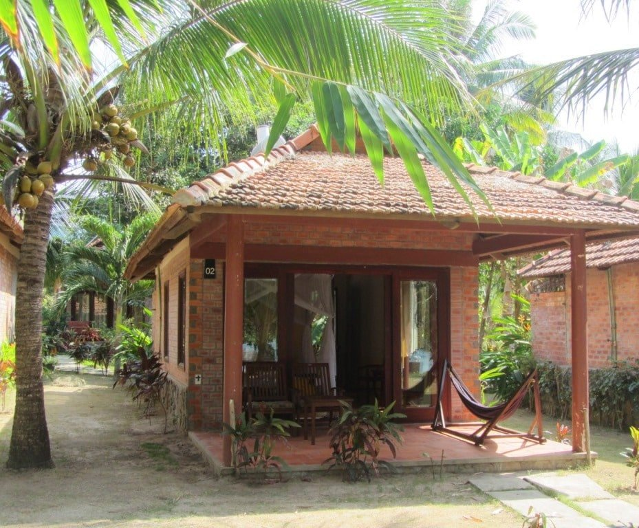 Brick bungalow, Thanh Kieu Resort
