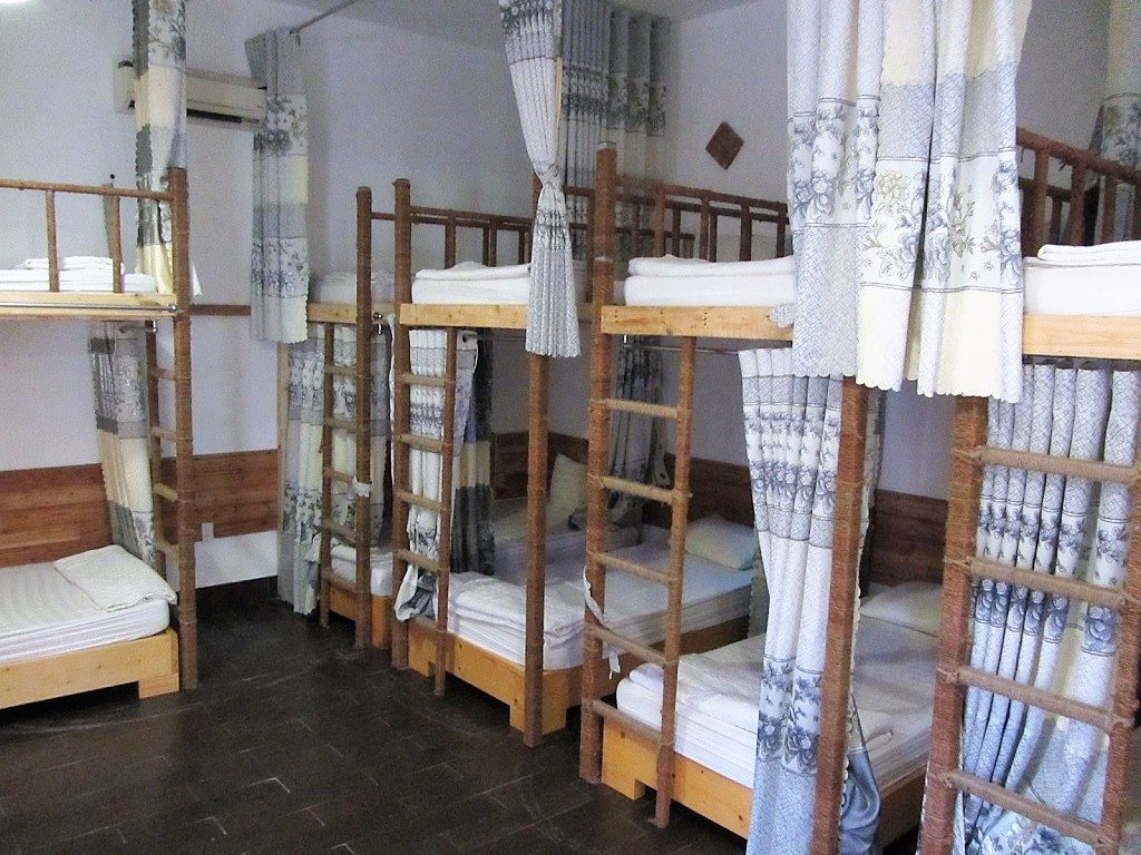 Cheap but comfortable hostels in Vietnam