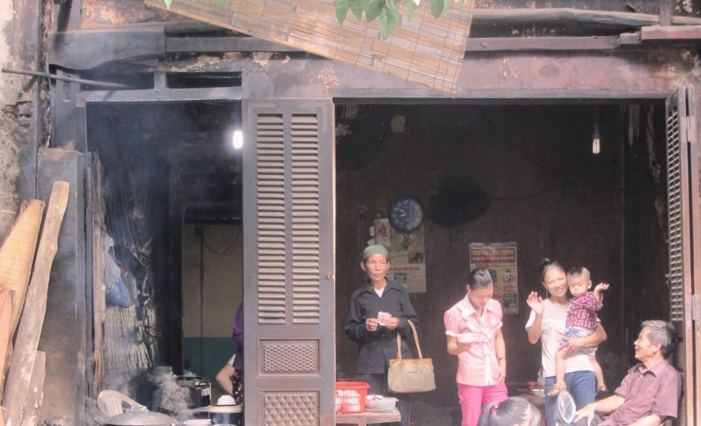 Exterior of Ha Giang soup house