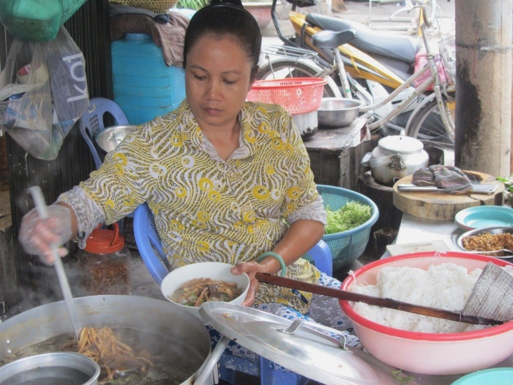 Ms Nga, Saigon's other Lunch Lady