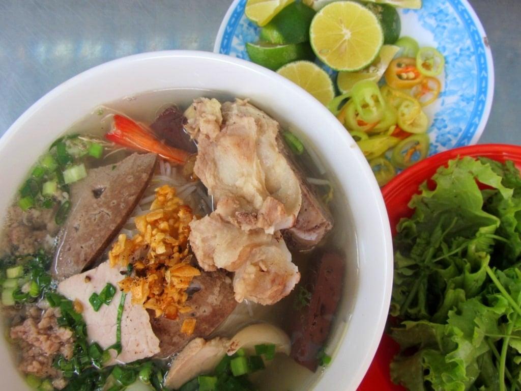 Wednesday, Lunch Lady, hủ tiếu Nam Vang