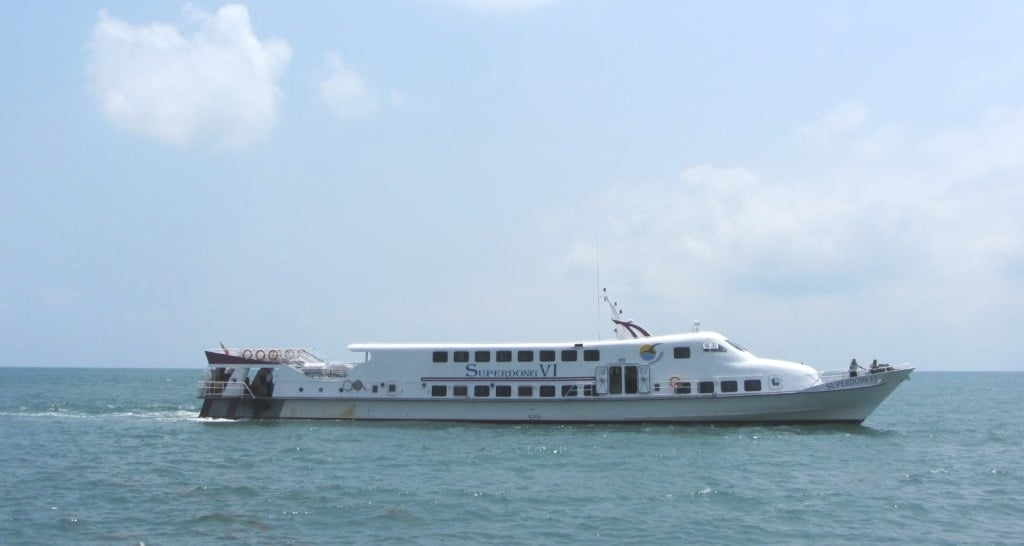 Phu Quoc ferry