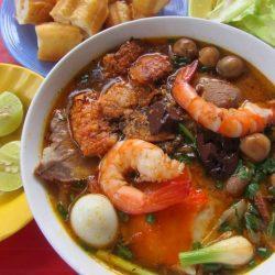 Lunch Lady, Saigon