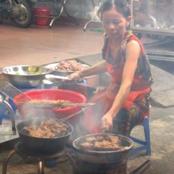 Best street food streets, Saigon