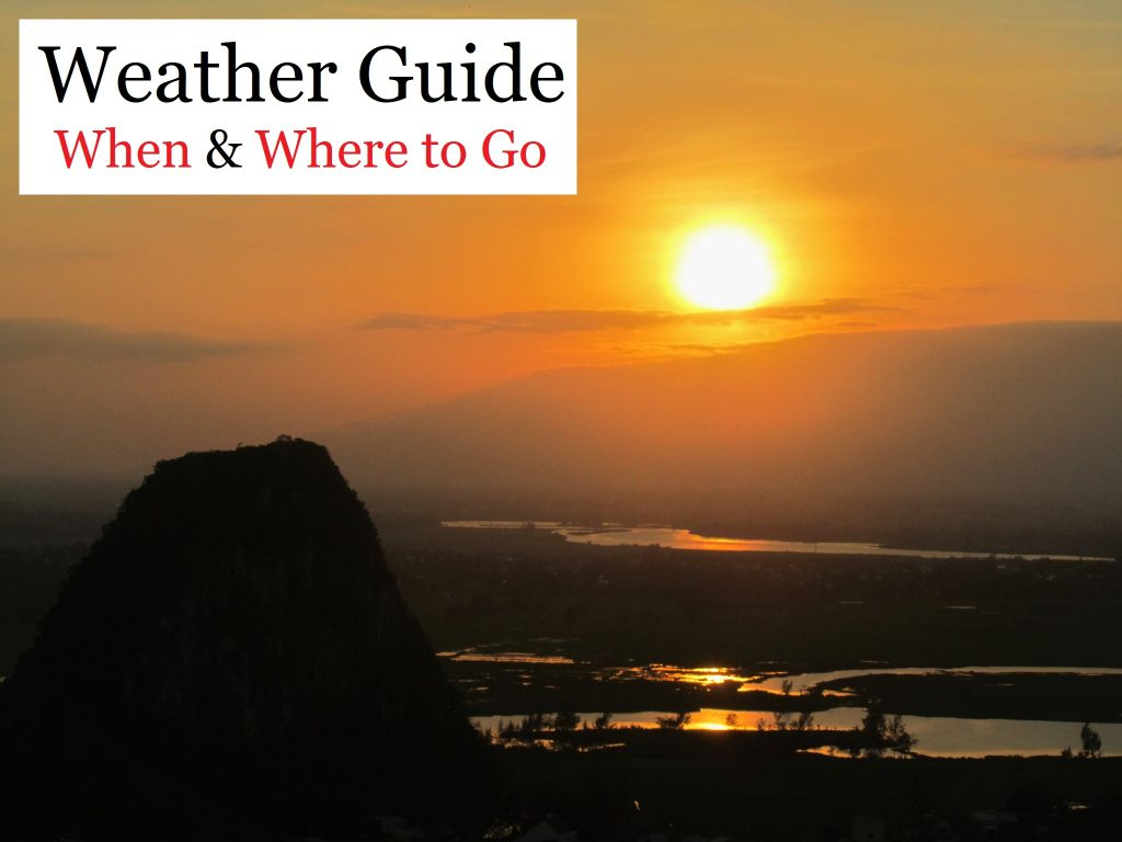 Weather Guide to Vietnam: When & Where to Go