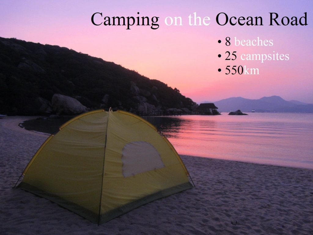 Camping the Ocean Road: Saigon to Nha Trang