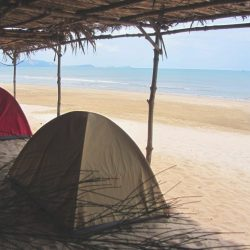 Camping the Ocean Road, Vietnam