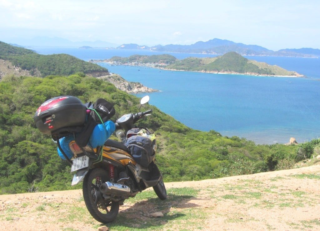 South coast road trip, Vietnam dry season