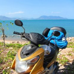 The Ninh Thuan Motorbike Loop