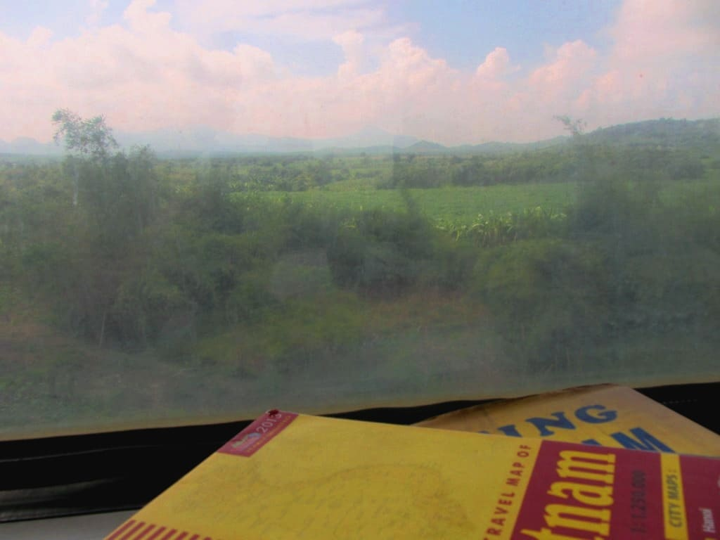 View from the train: Saigon to Phan Thiet