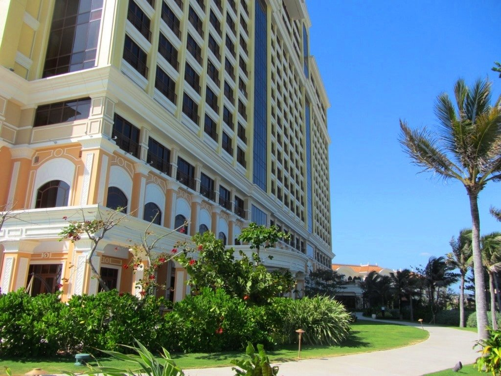 Exterior, The Grand Ho Tram Casino & Resort