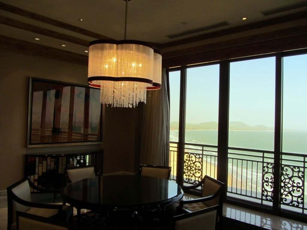 Lavish room decor, The Grand Ho Tram Casino & Resort