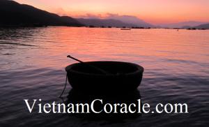 Vietnam Coracle Signature Logo