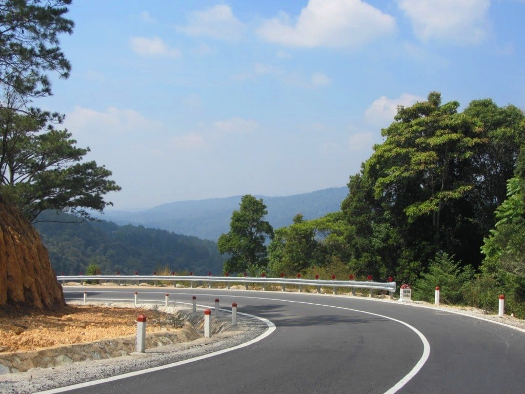 Th Pine Tree Road, Dalat, Vietnam
