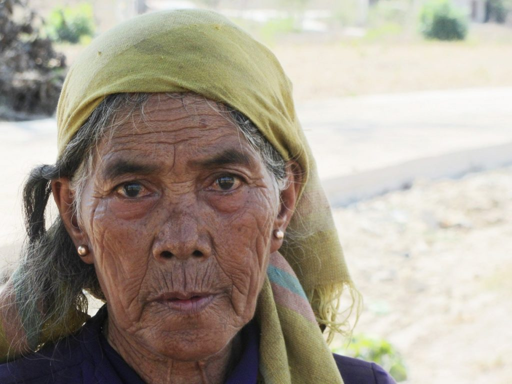Portrait of Ms Ca, Vietnam