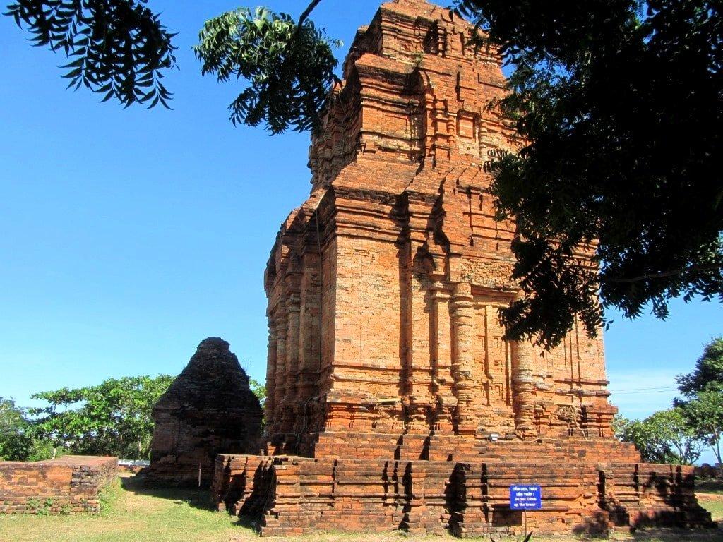 Po Shanu Cham Towers, Mui Ne, Vietnam