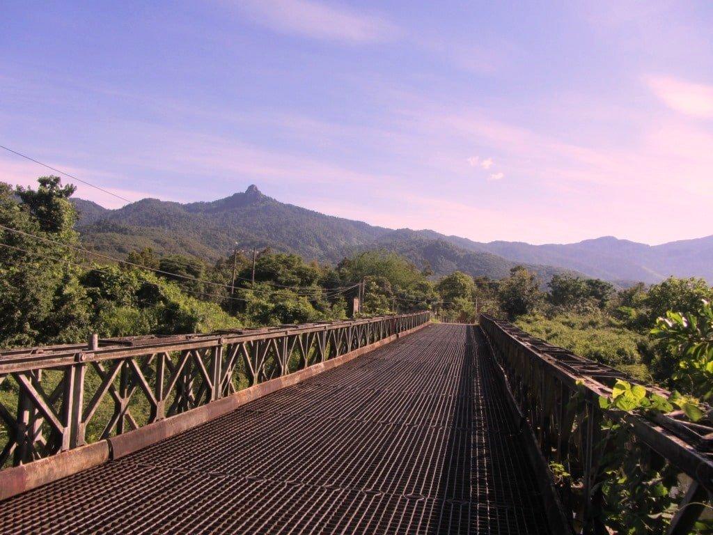 Ba Sa Pass, Binh Thuan Province, Vietnam