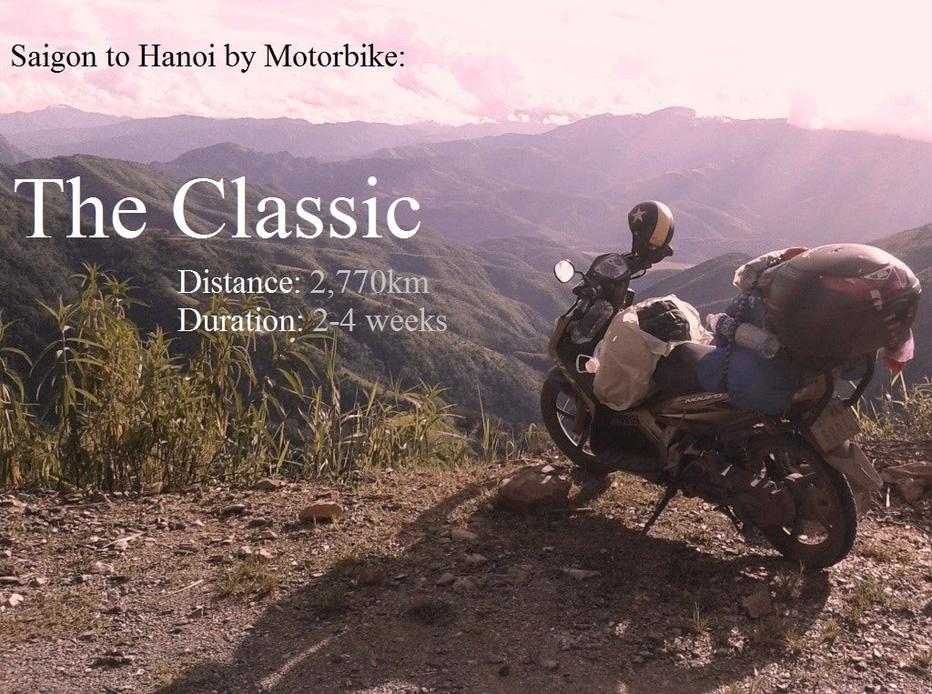 Saigon to Hanoi by Motorbike: The Classic Route
