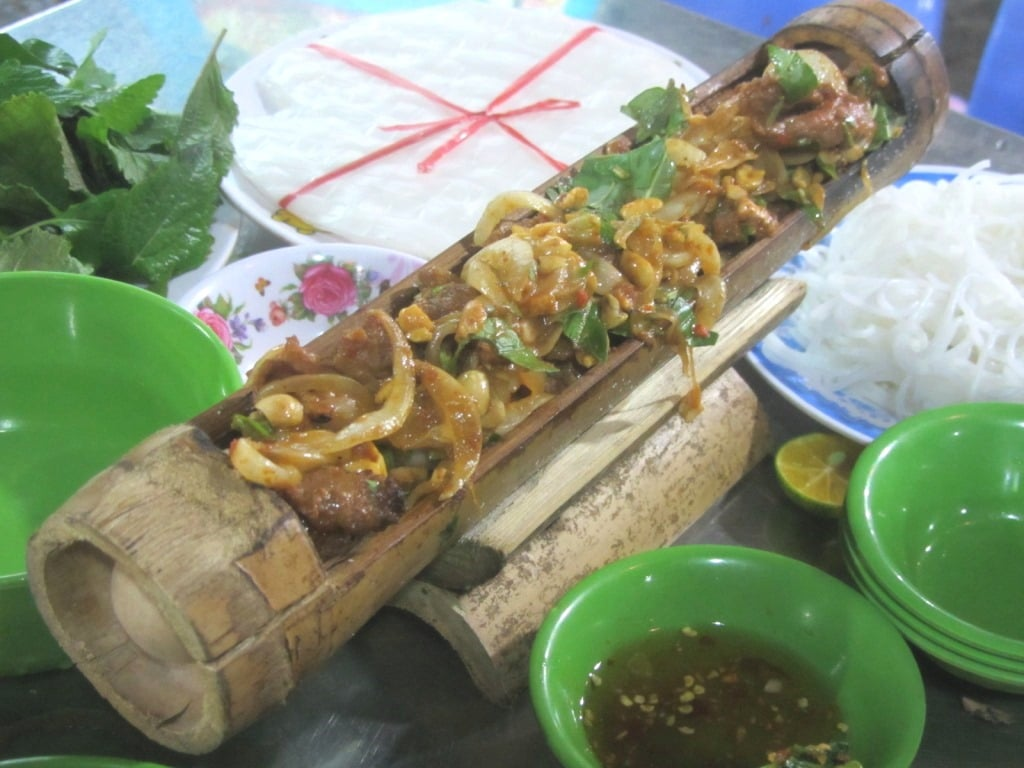 Saigon's Street Food Ghettos, Thanh Da Island, District 2, Vietnam