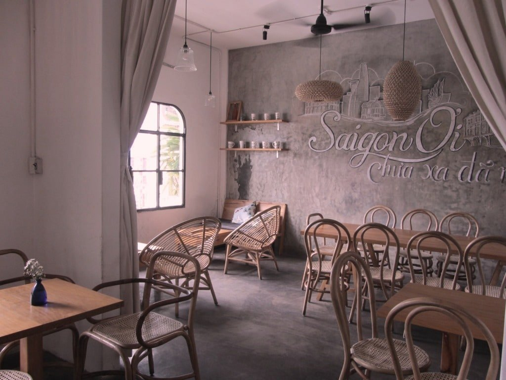 Saigon Ơi Cafe, 42 Nguyen Hue Walking Street, Saigon