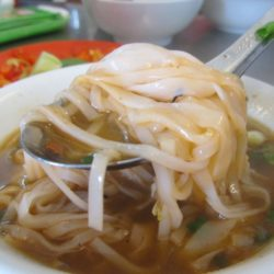 Goat Noodle Soup in Chinatown