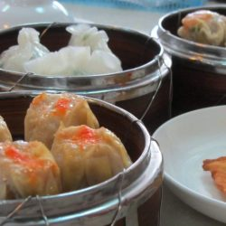 Dim Sum in Saigon, Ho Chi Minh City, Vietnam