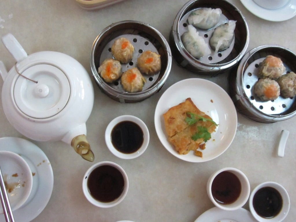 Dim Sum at Tan Nguyen Thai, Saigon, Ho Chi Minh City, Vietnam