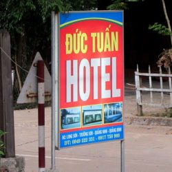 The Hotel on the Western Ho Chi Minh Road, Vietnam