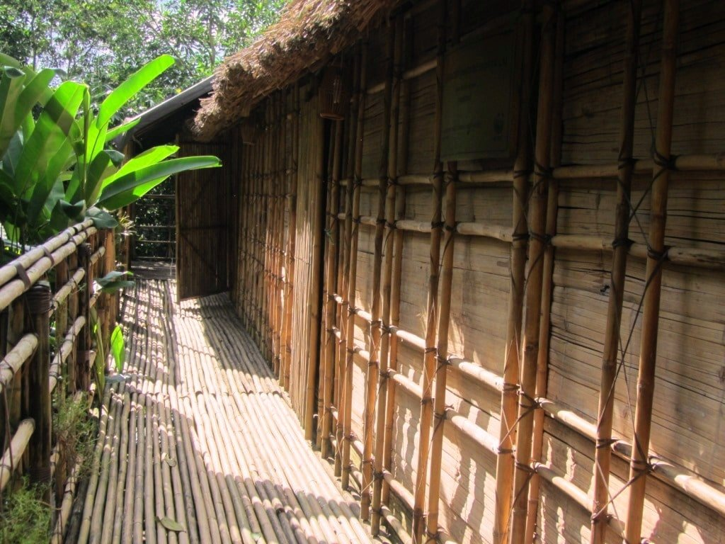 Ta Lai Longhouse, Cat Tien National Park, Vietnam
