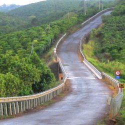 Saigon to Dalat, back roads, Vietnam