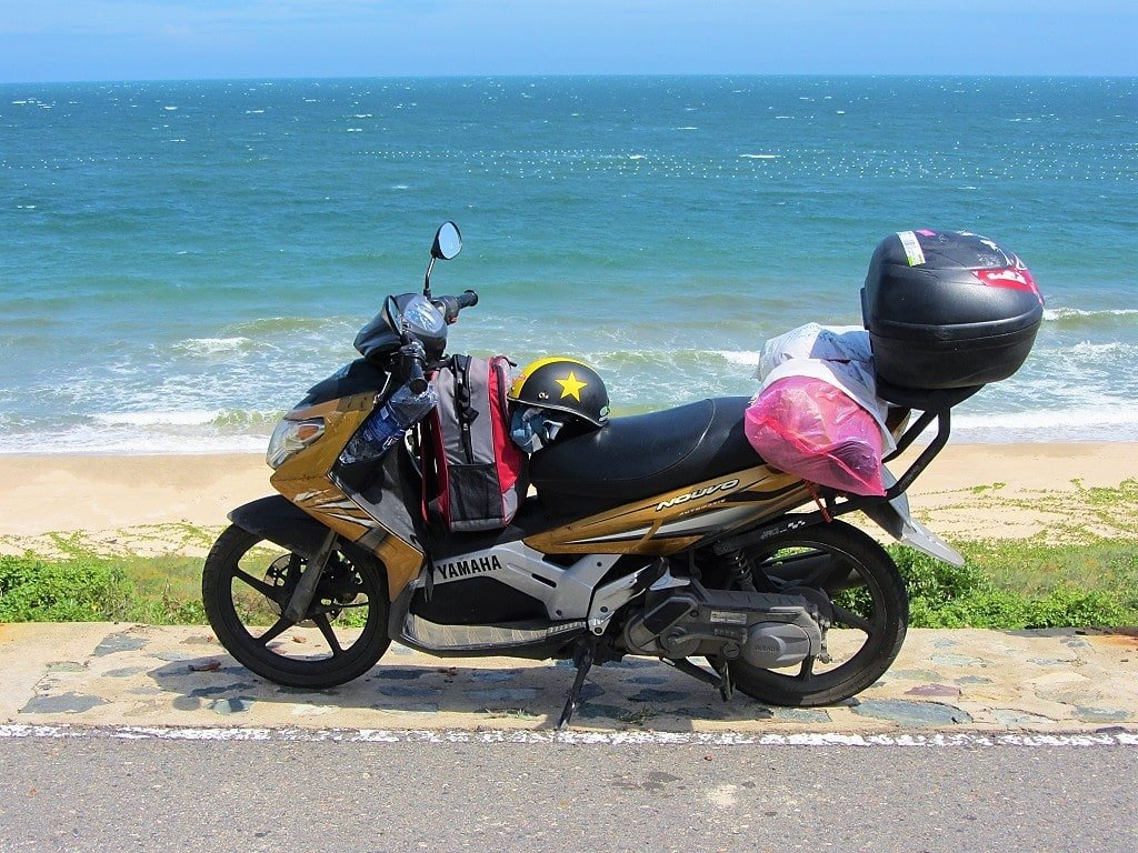 The Ocean Road: Saigon to Mui Ne by motorbike, Vietnam