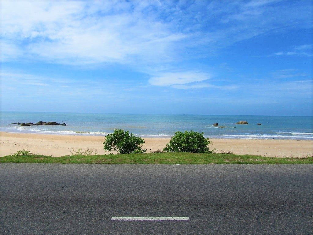 The Ocean Road, Saigon to Mui Ne, Vietnam