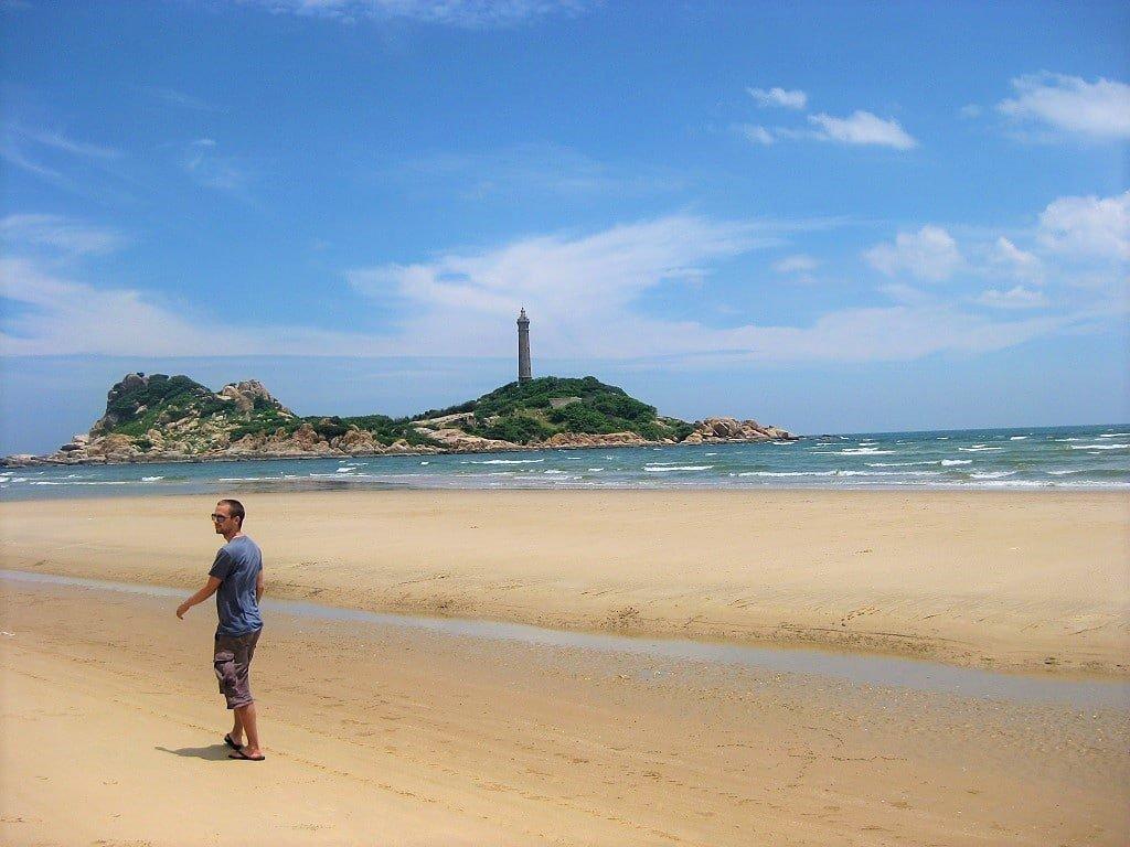 Ke Ga Lighthouse, the Ocean Road, Vietnam