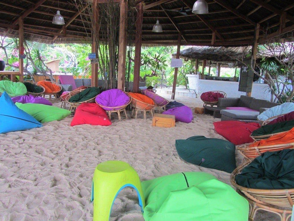 Coco Beachcamp bar, Lagi, Vietnam