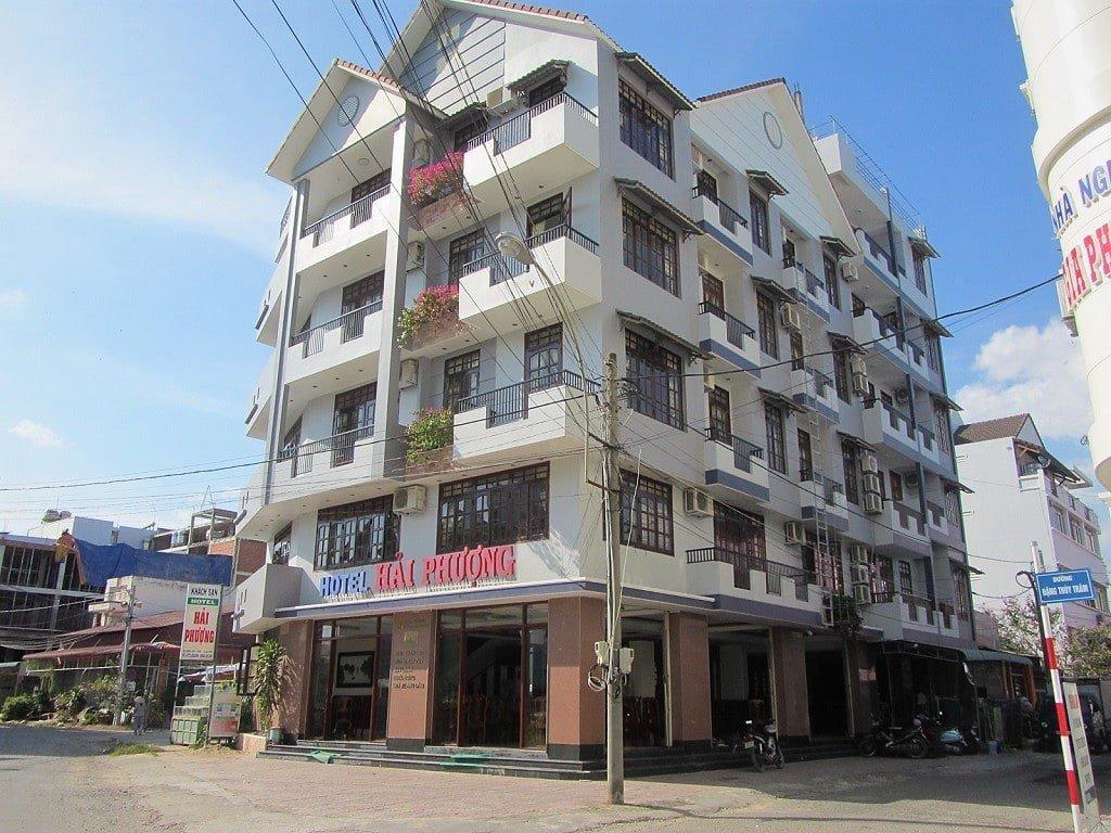 Hai Phuong Hotel, Ha Tien, Kien Giang Province, Vietnam