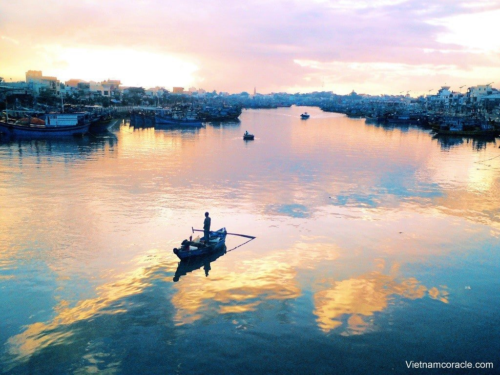 Phan Thiet on the Ocean Road, Vietnam