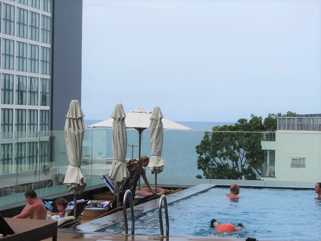 Liberty Central Nha Trang Hotel, swimming pool