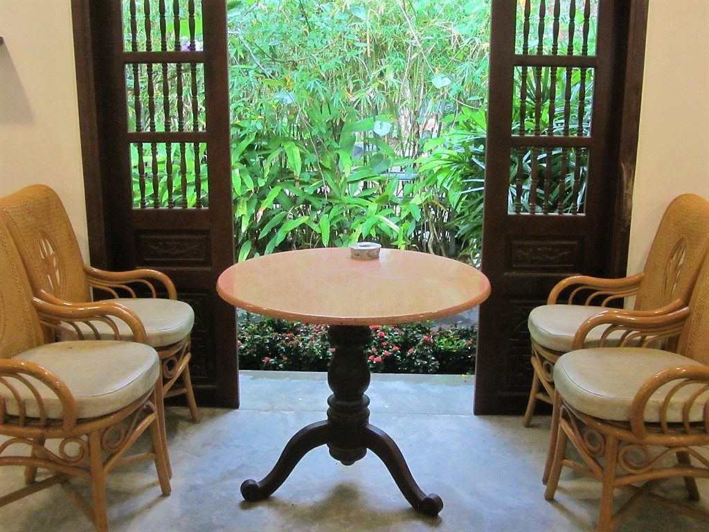 The cafe at Binh Chau Hot Springs Resort & Spa