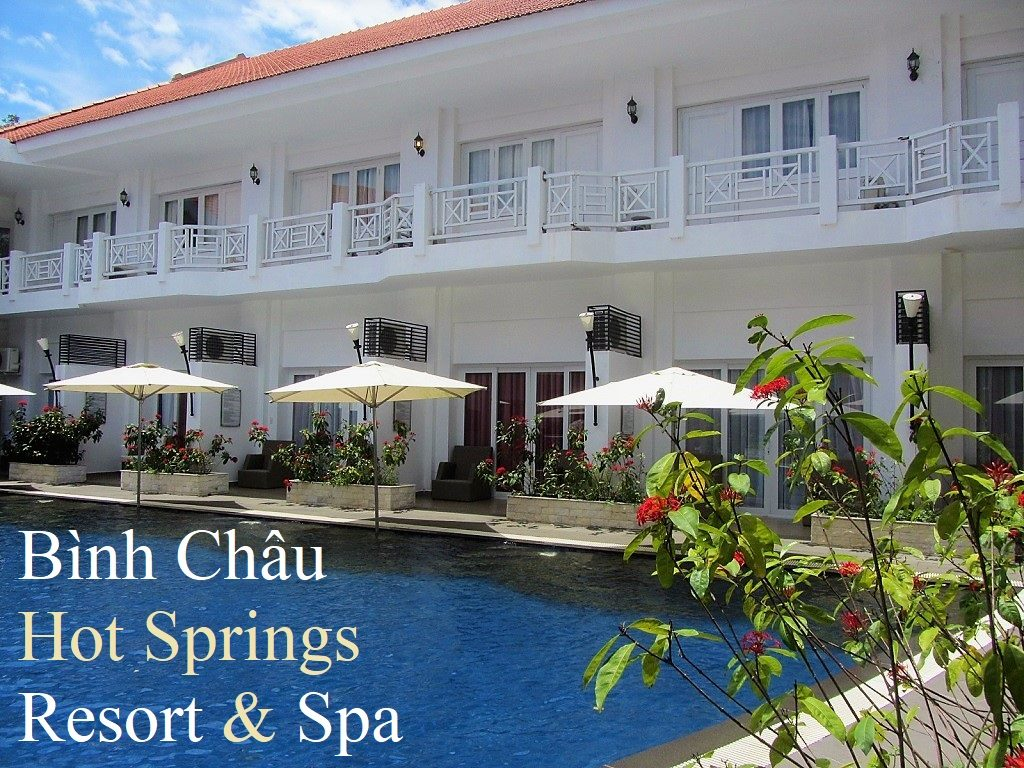 Binh Chau Hot Springs Resort & Spa